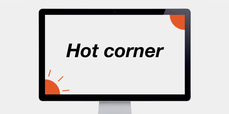 Hotcorner
